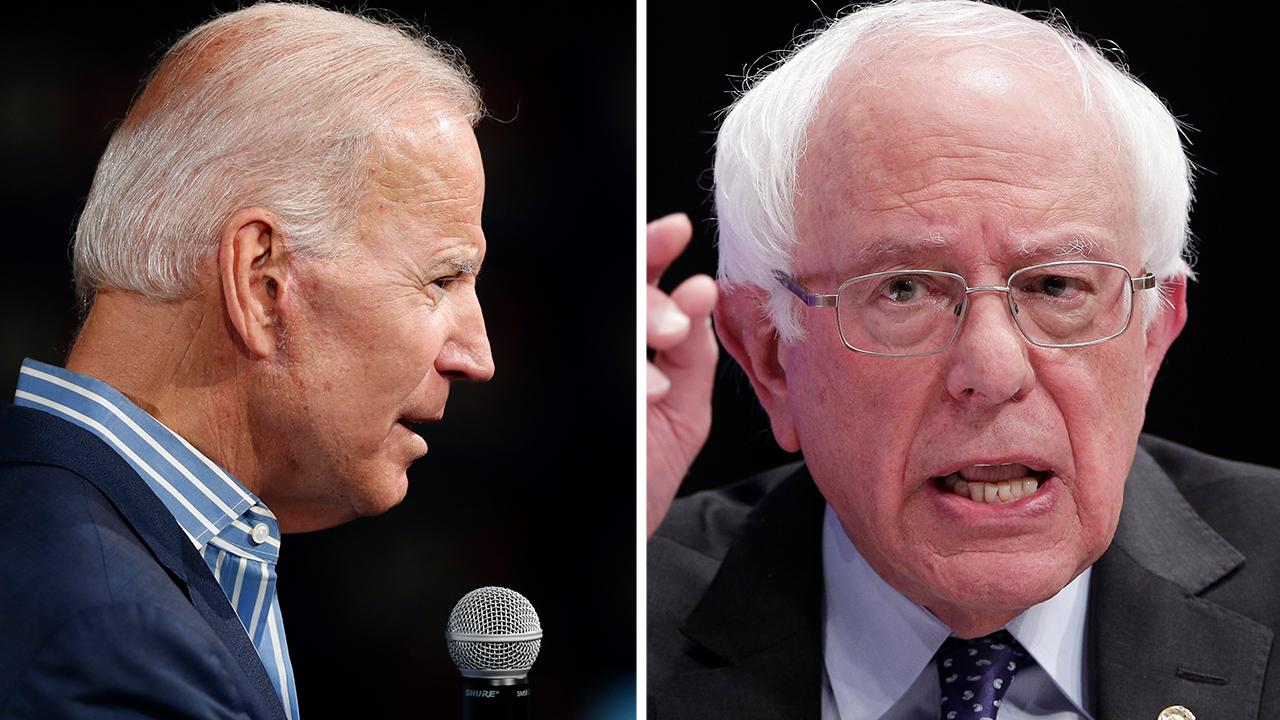 Biden, Sanders continue on the 2020 campaign trail