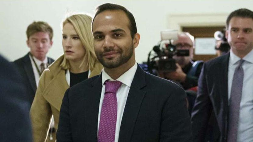 Does George Papadopoulos have any connection to Russia?