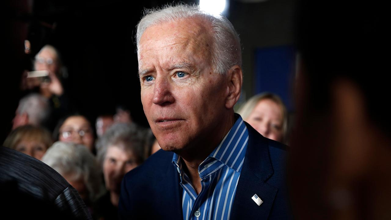 Joe Biden downplays the threat posed by China