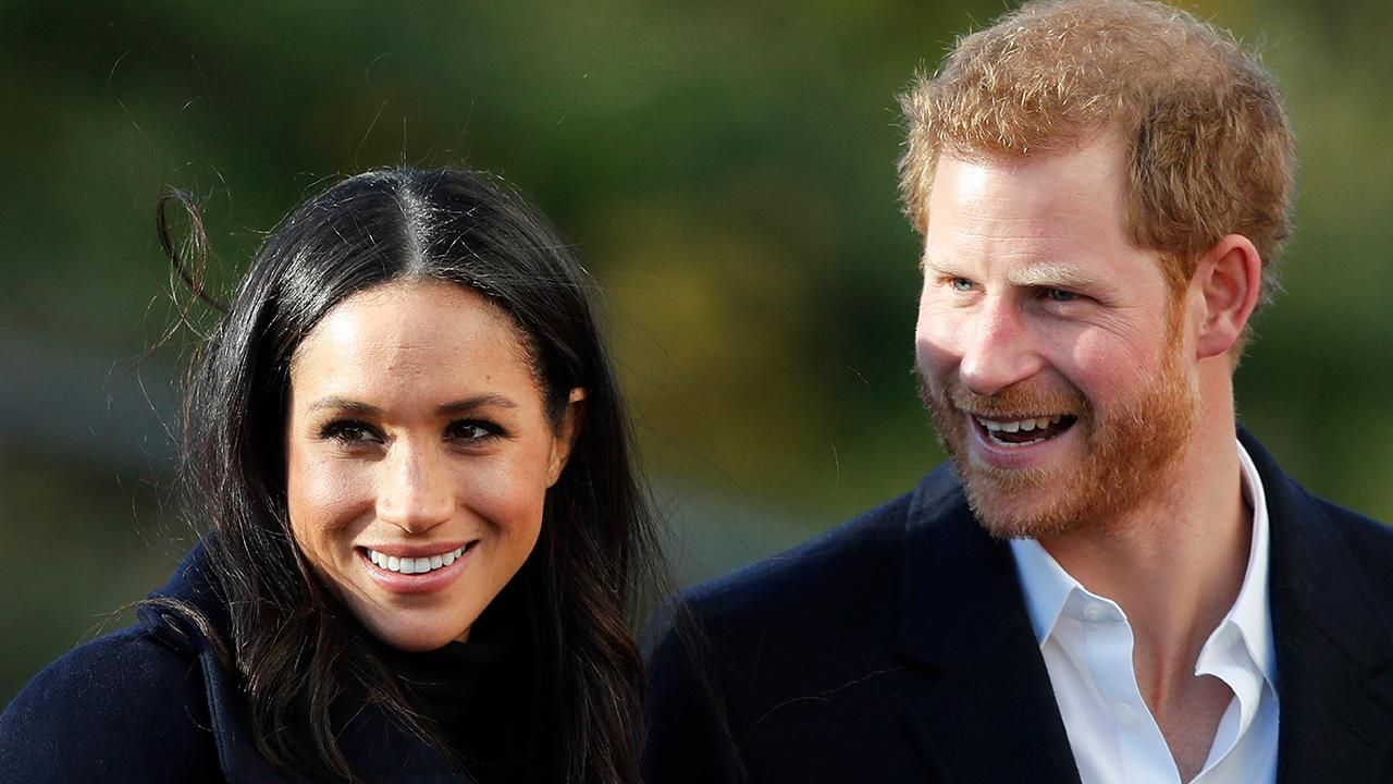 It's a boy! Meghan Markle and Prince Harry welcome first child