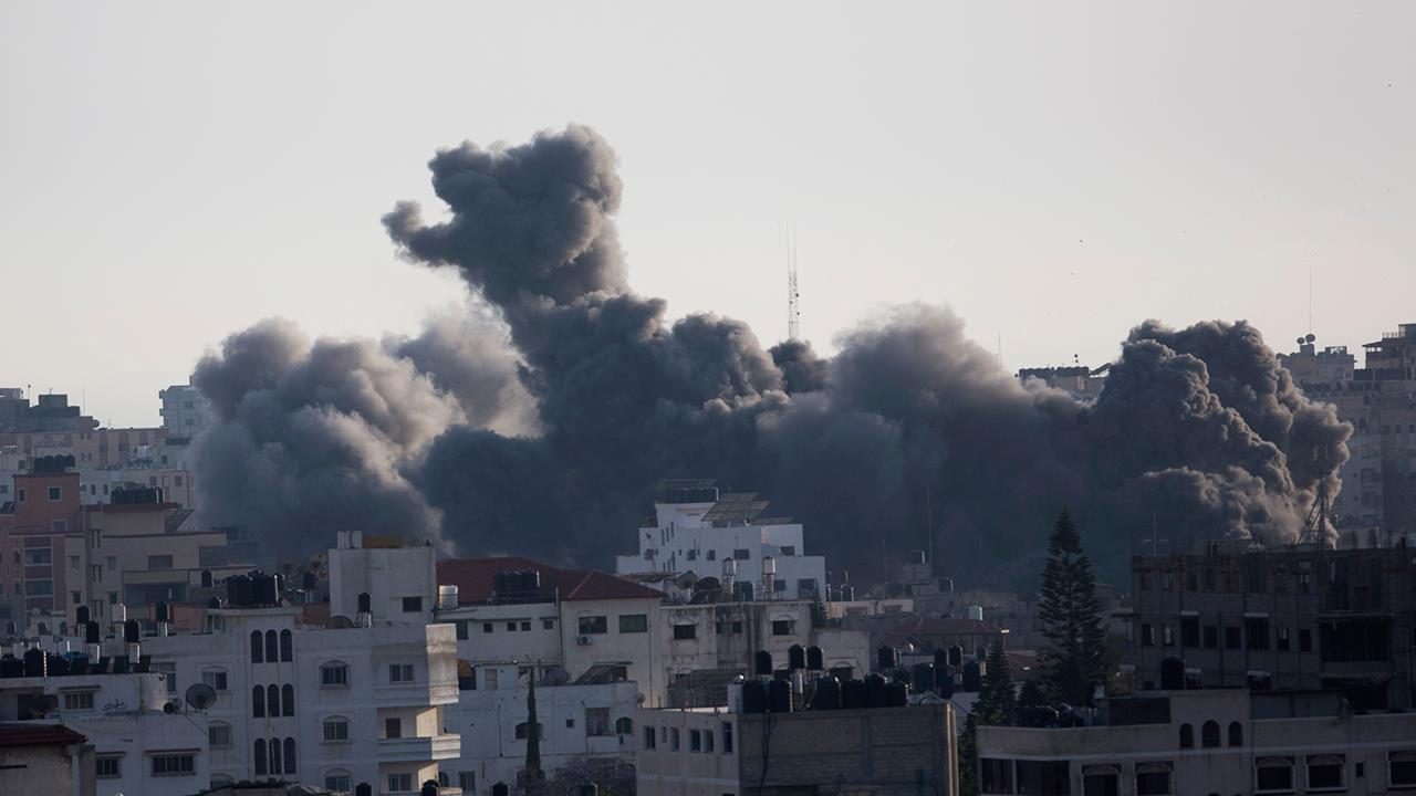 Cease-fire reached between Israel, Gaza militants after bloody weekend