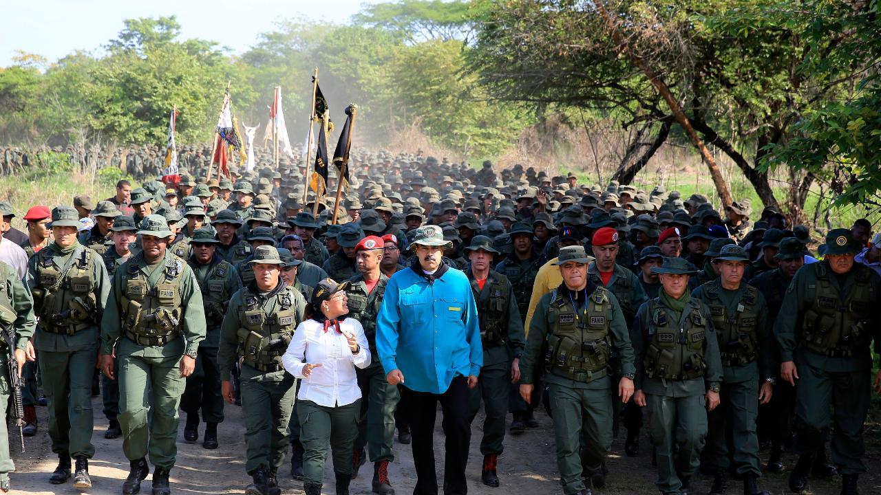 US warns Russia against intervention in Venezuela