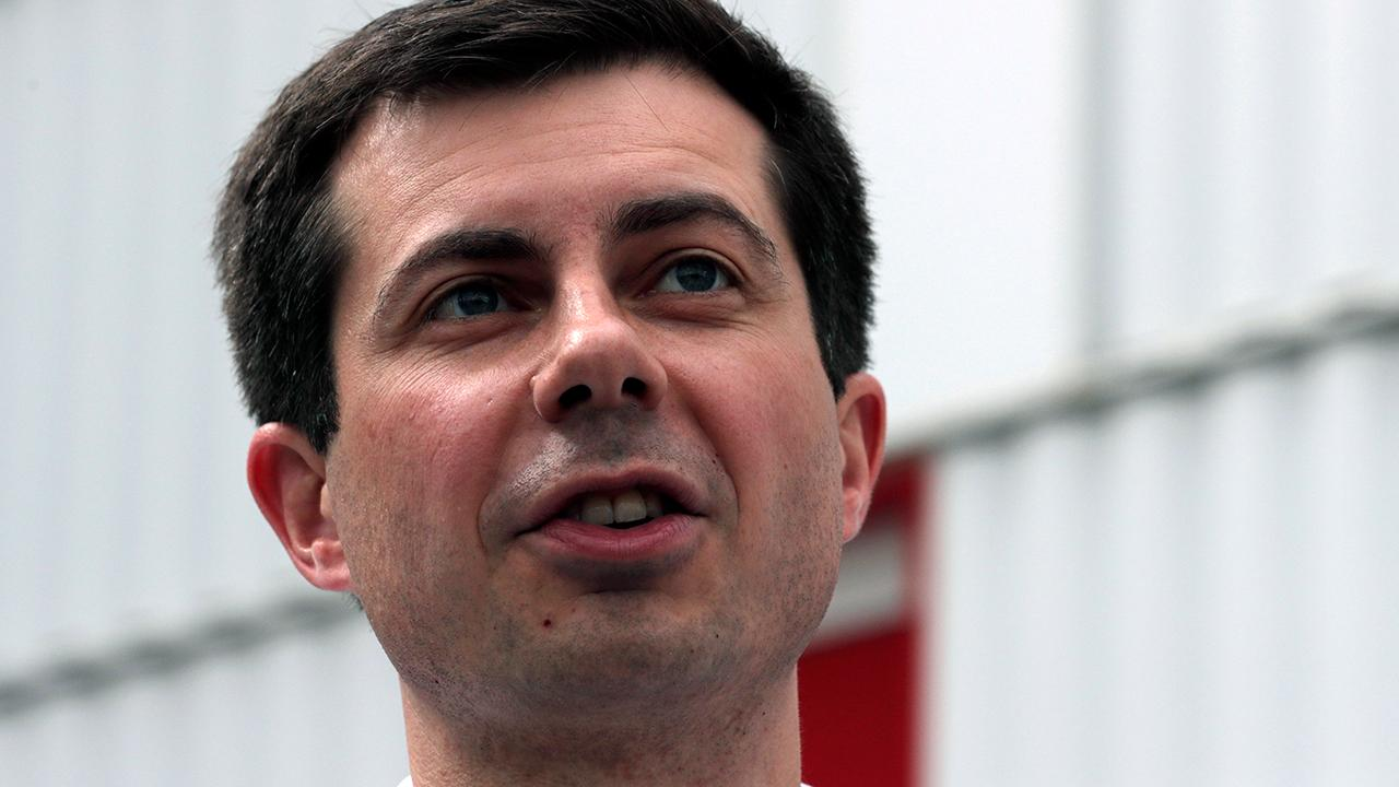 2020 presidential candidate Pete Buttigieg questions the greatness of America