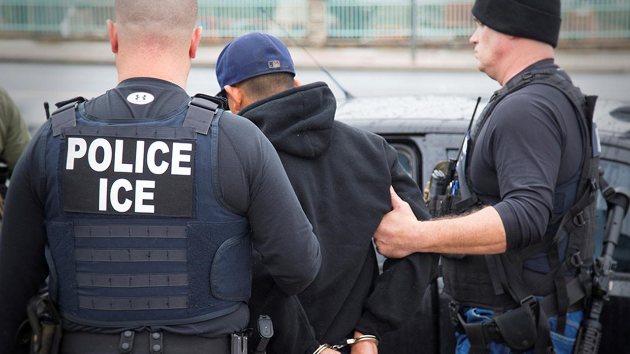 ICE creates 'most wanted' list to help track down criminal illegal immigrants