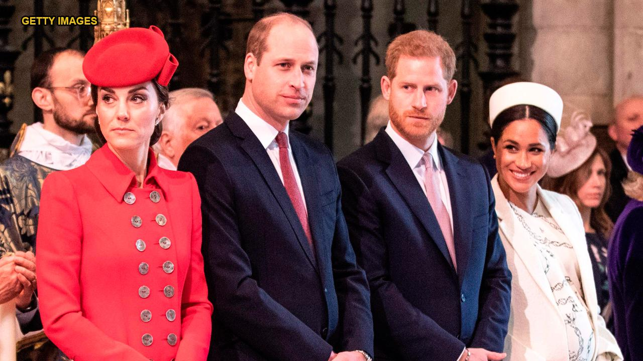 Prince Harry, Meghan Markle reunite with Prince William, Kate Middleton for mental health PSA