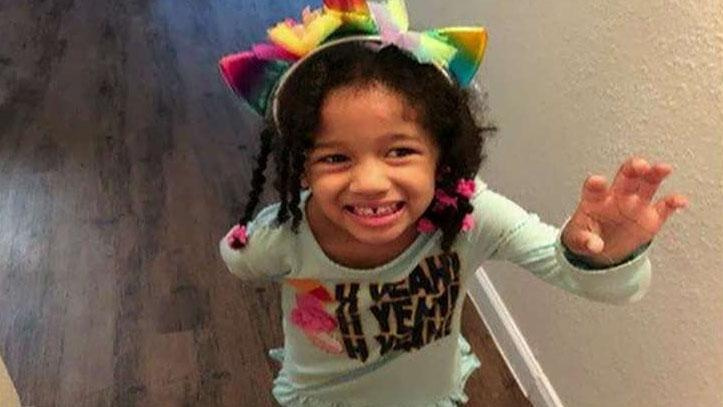 Police: Stepfather claims missing Texas girl was abducted by men who let him and his 2-year-old son go free