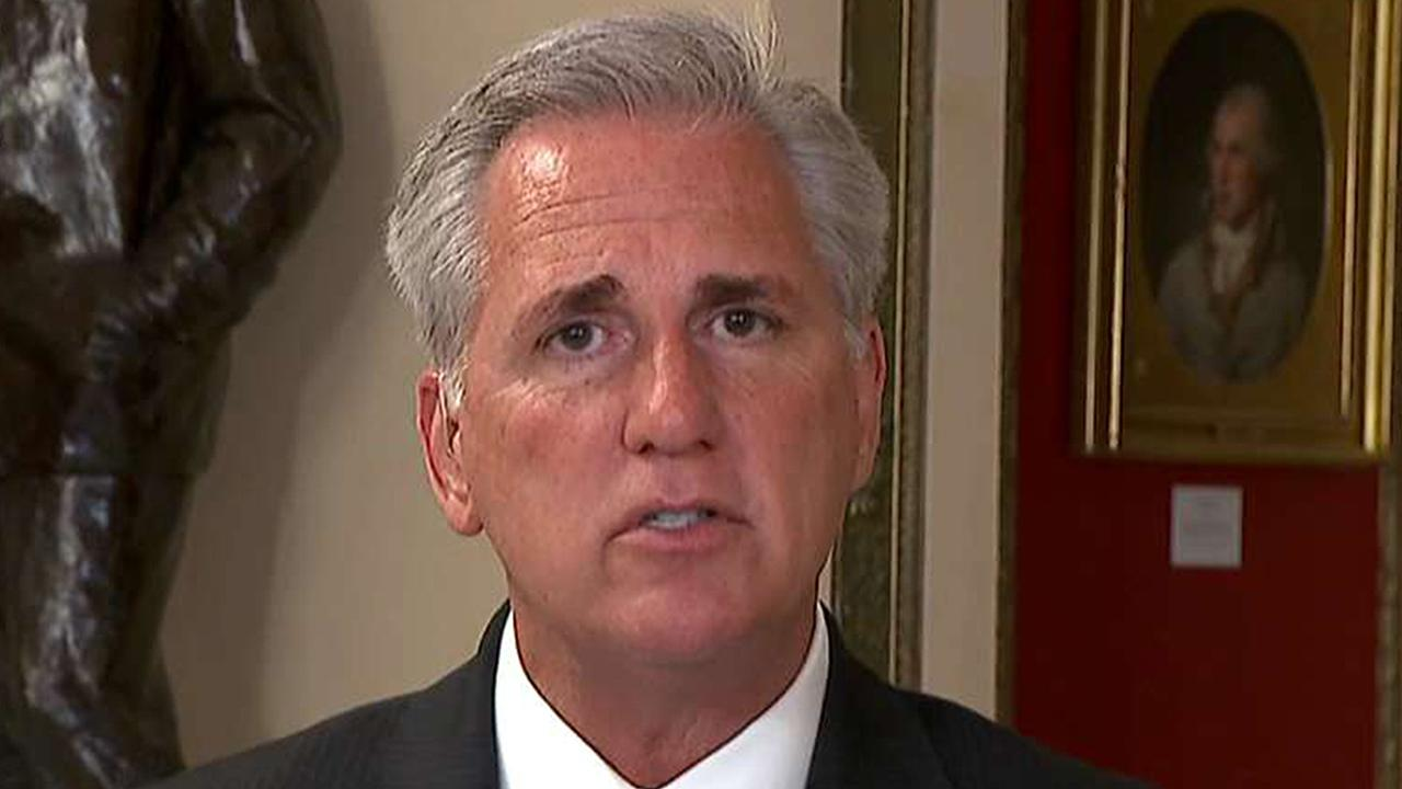 GOP leader Kevin McCarthy challenges Nadler's ability to ...
