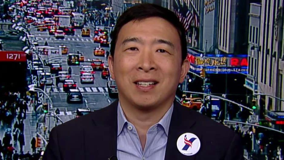 Westlake Legal Group 694940094001_6033955765001_6033951631001-vs Trump tax cut doesn't benefit workers, Dem candidate Andrew Yang says Victor Garcia fox-news/us/economy fox-news/topic/fox-news-flash fox-news/shows/special-report fox-news/politics/2020-presidential-election fox news fnc/politics fnc ffb814bd-fa1b-5432-860e-04d49ebe84a1 article