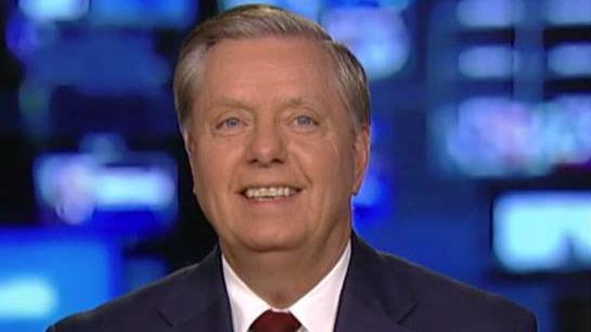 Westlake Legal Group 694940094001_6033992154001_6033991932001-vs Lindsey Graham tells Hannity special counsel's investigation must be looked at 'like they looked at Trump' fox-news/topic/fox-news-flash fox-news/person/robert-mueller fox-news/person/lindsey-graham fox-news/news-events/russia-investigation fox news fnc/politics fnc article Anna Hopkins aebf9bda-be1c-56b0-8afd-e557213d1265