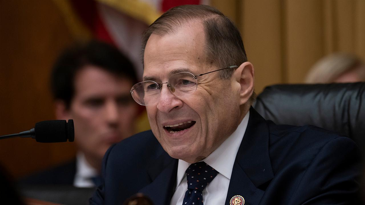 Rep. Jerrold Nadler says we are now in a 'constitutional crisis'