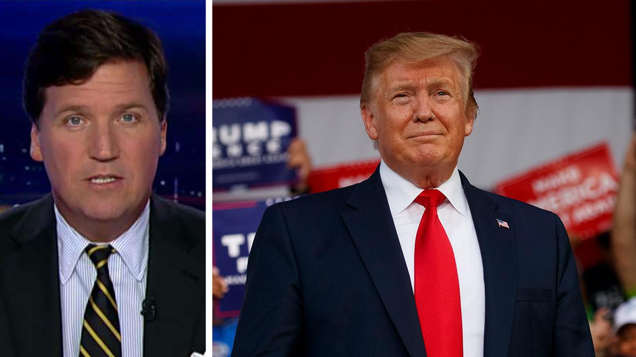 Westlake Legal Group 694940094001_6034448968001_6034449138001-vs Tucker Carlson: CNN gloats about Trump's financial woes from 30 years ago. But that's not the real scandal here Tucker Carlson fox-news/shows/tucker-carlson-tonight/transcript/tuckers-monologue fox-news/politics fox-news/person/donald-trump fox-news/opinion fox-news/entertainment/media fox news fnc/opinion fnc article 962e21a3-82db-541d-bd75-5db486f60c58