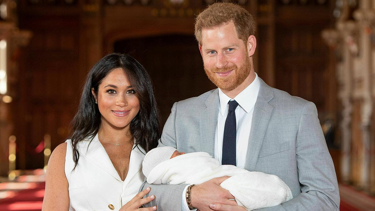 Media celebrate royal baby's birth by focusing on his race