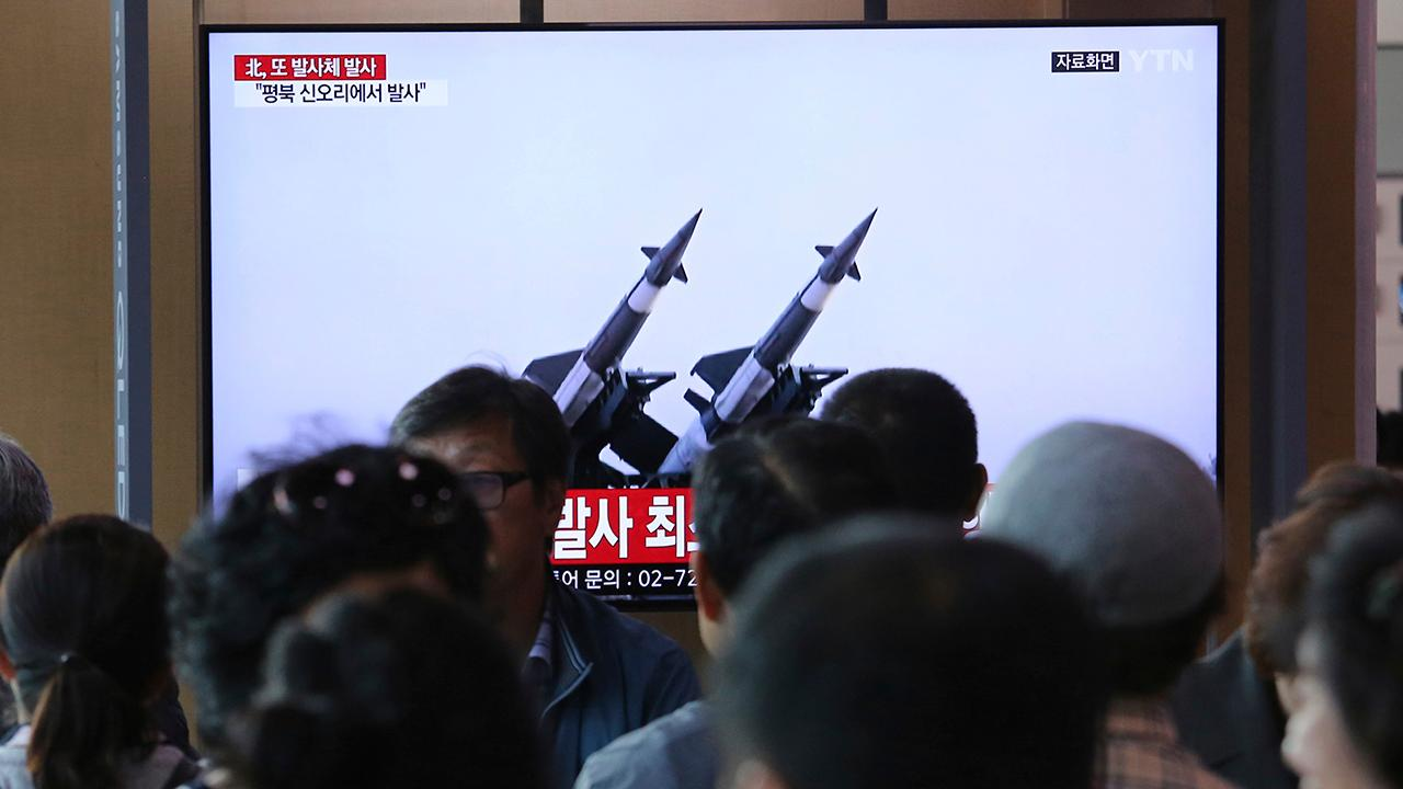 North Korea fires 2 short-range missiles, 5 days after the previous launch
