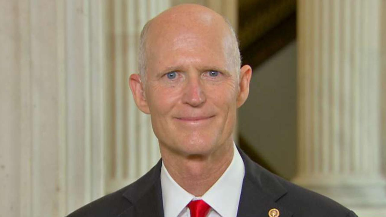 Westlake Legal Group 694940094001_6034700003001_6034709428001-vs Sen. Scott: This is the reason Florida will give Trump a 'big win in 2020' fox-news/us/us-regions/southeast/florida fox-news/topic/fox-news-flash fox-news/politics/2020-presidential-election fox-news/person/donald-trump fox-news/entertainment/media fox news fnc/politics fnc Caleb Parke article 760dba4a-46aa-5f72-bb89-443c687a878e