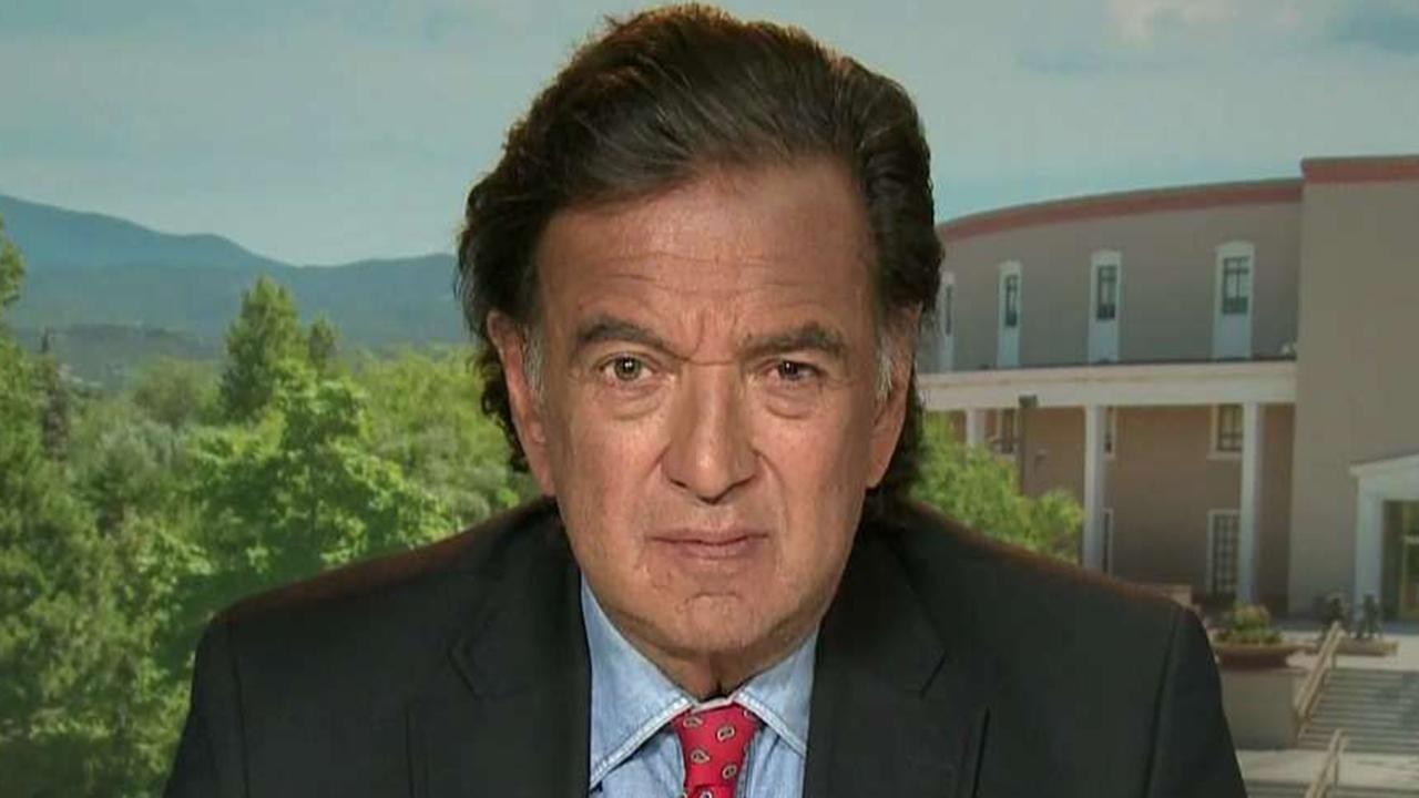Bill Richardson says North Korea provocations are troublesome, but the situation is not hapless