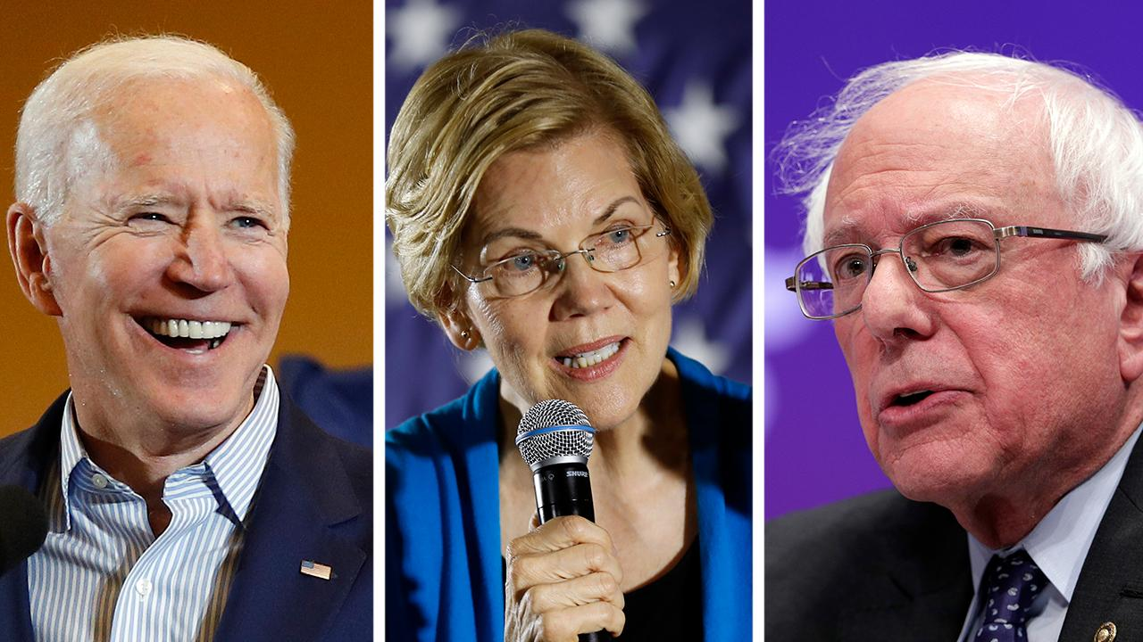 2020 Democrats working to qualify for first Democratic presidential debate