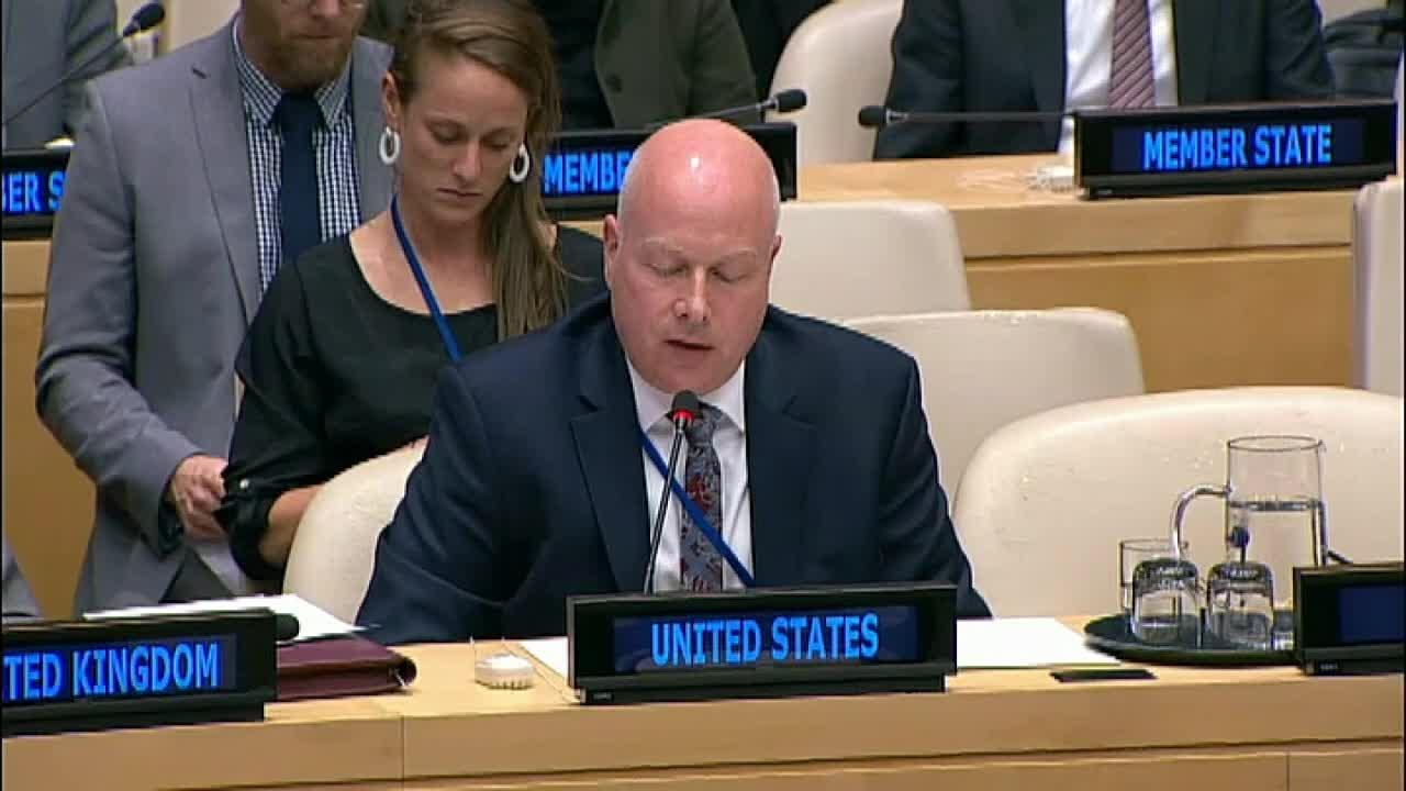 Greenblatt: Hamas and Palestinian Islamic Jihad, not Israel, are the problem here