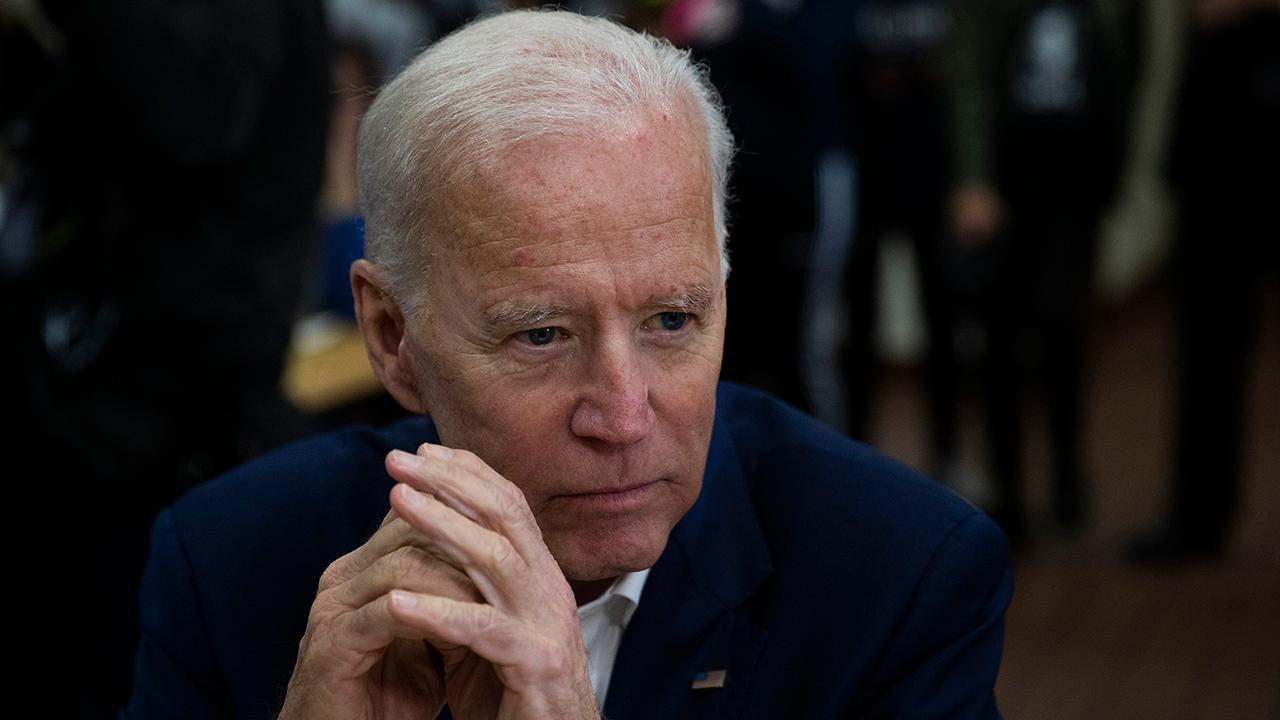 President Trump predicts he will face Joe Biden in 2020