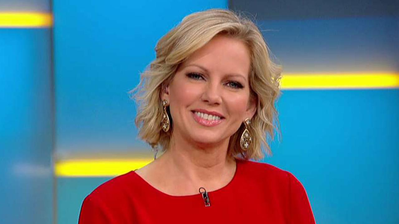 Shannon Bream details her winding path to Fox News in 'Finding the Bright Side'