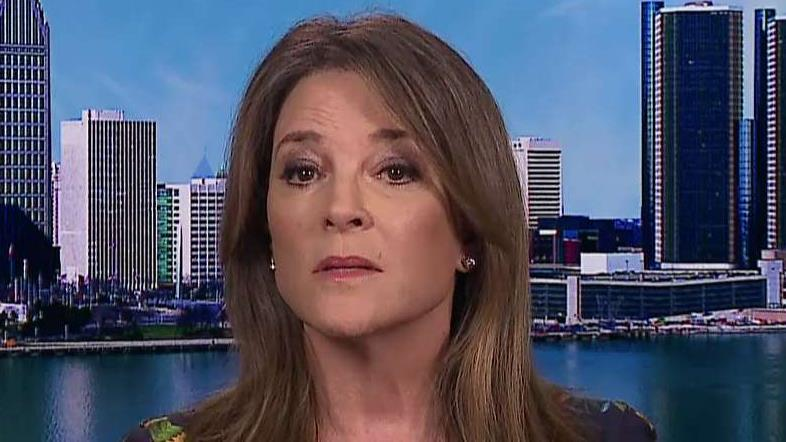 Westlake Legal Group 694940094001_6036198761001_6036197294001-vs Dan Gainor: Debate drama -- Marianne Williamson scores with attacks on 'dark psychic forces,' Google goes nuts fox-news/us/democratic-party fox-news/politics/elections/democrats fox-news/politics/2020-presidential-election fox-news/opinion fox news fnc/opinion fnc Dan Gainor article 4142ab48-2725-5c14-8002-9aee294c4ff5