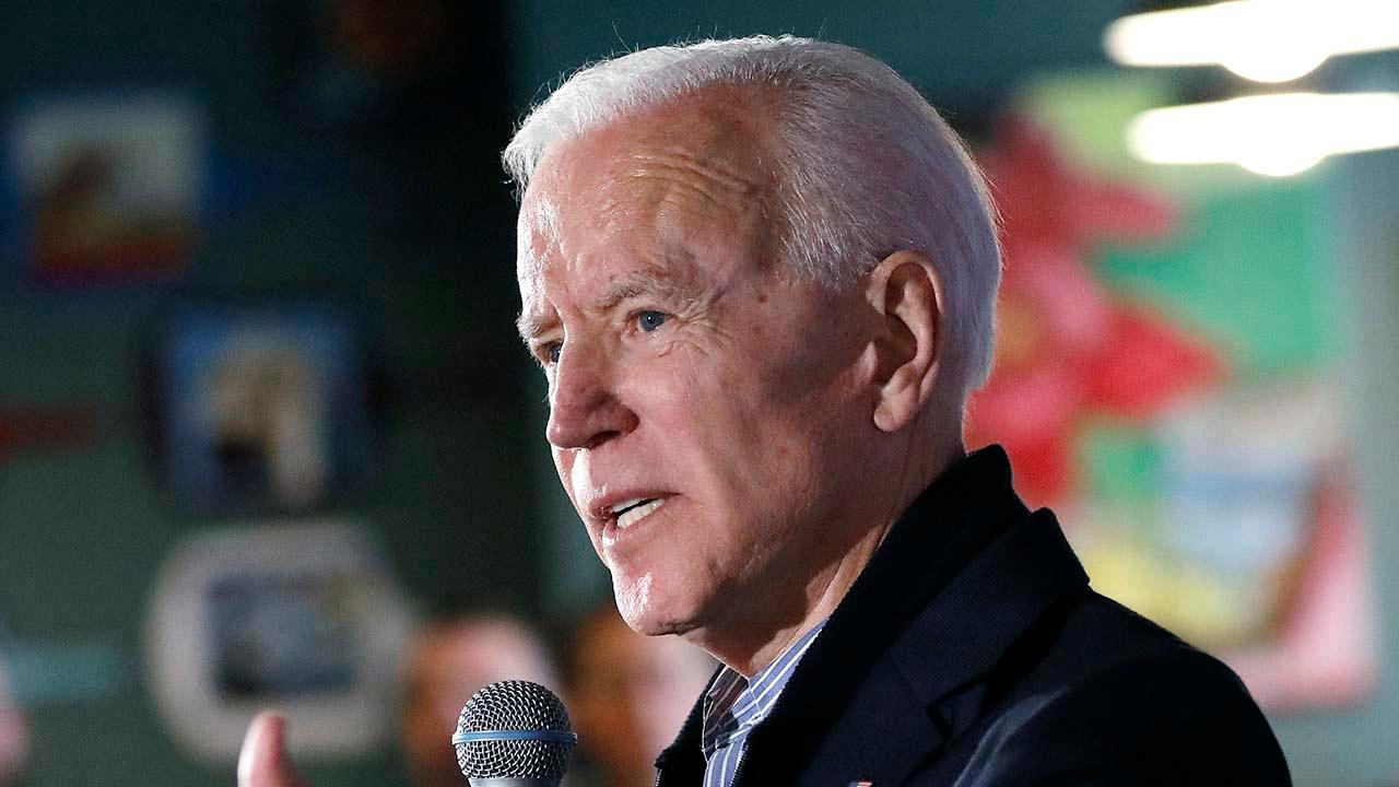 Joe Biden continues to outpace Democratic presidential field