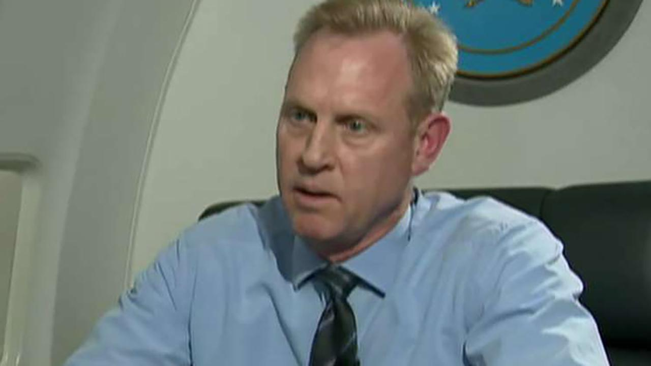Acting Defense Secretary Shanahan on deploying Patriot missile system to Middle East