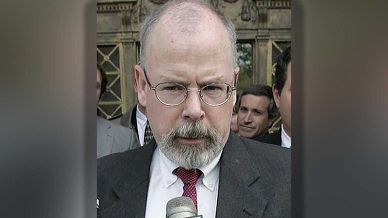 Westlake Legal Group 694940094001_6036511682001_6036508658001-vs US attorney John Durham has been reviewing origins of Russia probe 'for weeks': source fox-news/news-events/russia-investigation fox news fnc/politics fnc f76aa9df-077f-5e74-be31-d4c6950907ba Brooke Singman article