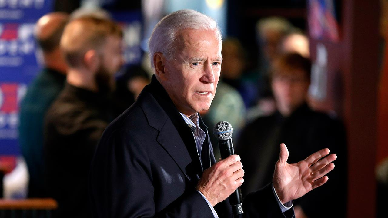 Jason Chaffetz: Biden falsely claims no hint of scandal when he was VP