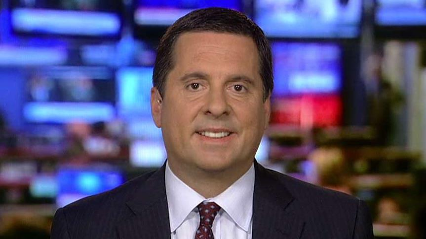 Rep. Nunes on the importance of exposing the real origins of the Russia probe