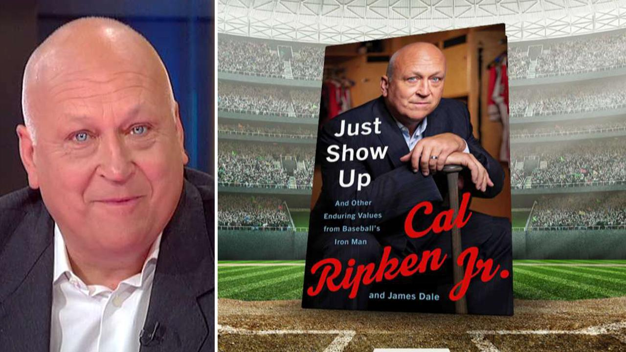 Cal Ripken Jr. reveals valuable lessons from his long career on the baseball diamond