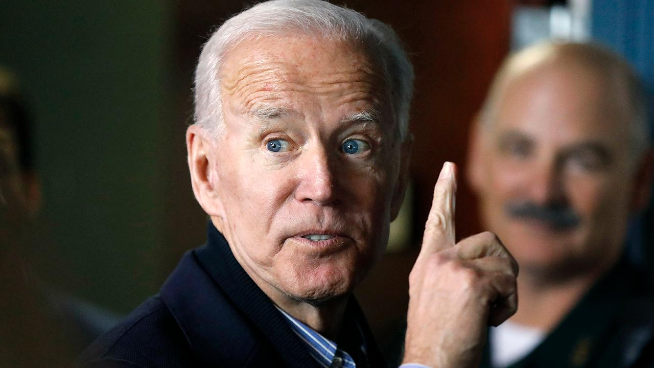 Biden's entry into 2020 race forces other Democrat hopefuls to hit reset button