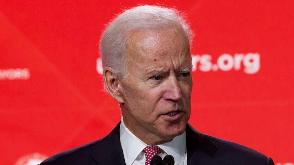 Is Joe Biden is too moderate?