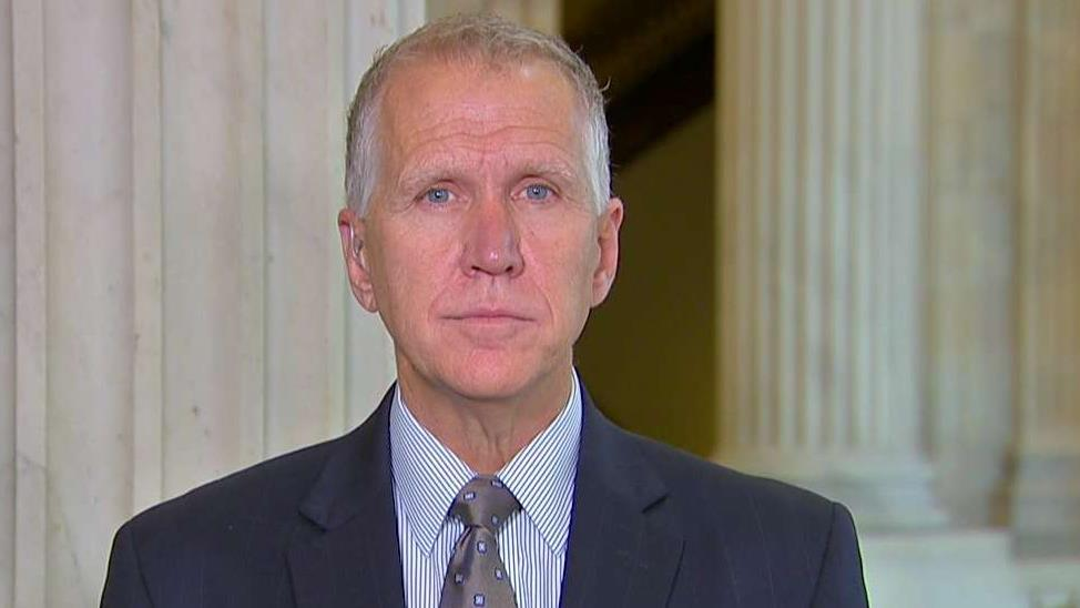Sen. Thom Tillis: Iran funnels hundreds of millions into terrorist organizations