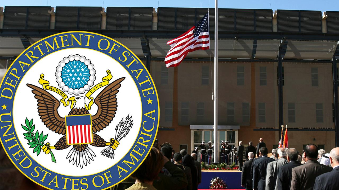 State Department orders all non-essential staff to leave Iraq