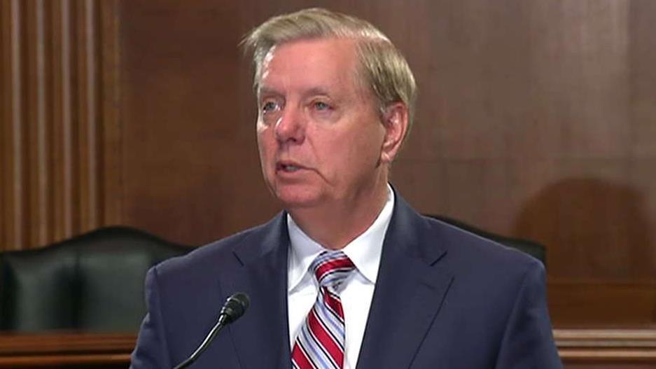 Sen. Lindsey Graham unveils plan to tackle border crisis