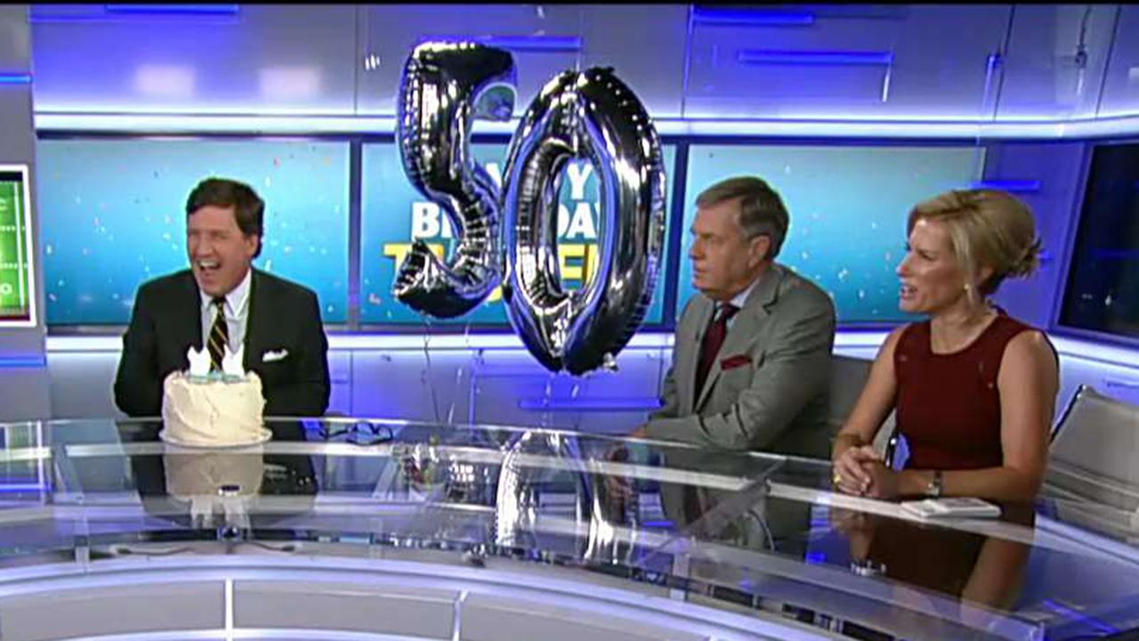 50 and Nifty: Celebrating Tucker Carlson's birthday