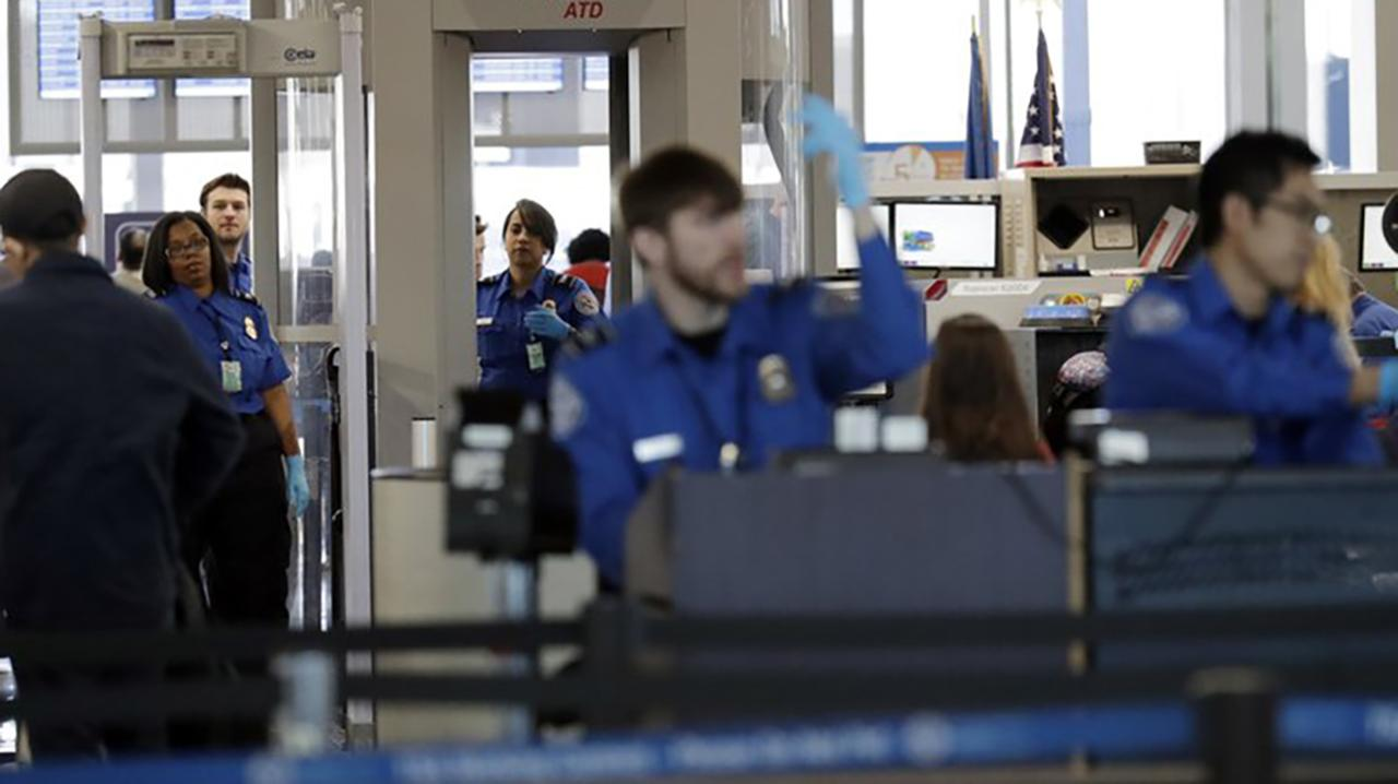 That loose change left at airports may be used to help fund border operations