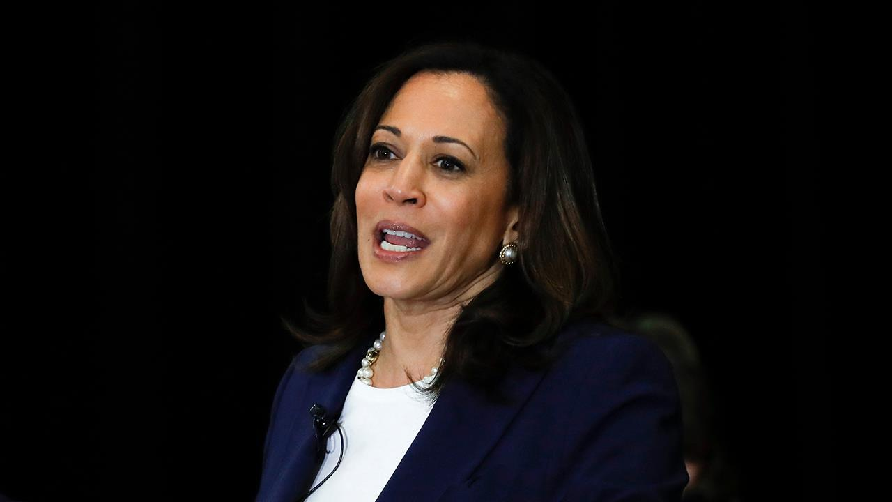 Kamala Harris campaign reportedly 'infuriated' by Biden running mate talk