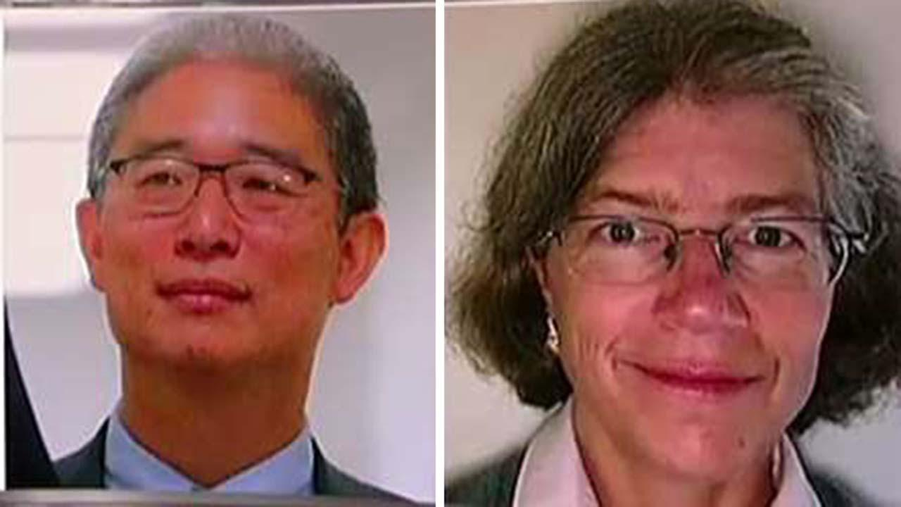 Did Nellie Ohr and Bruce Ohr undo emails to cover a tract opposite Trump in 2016?