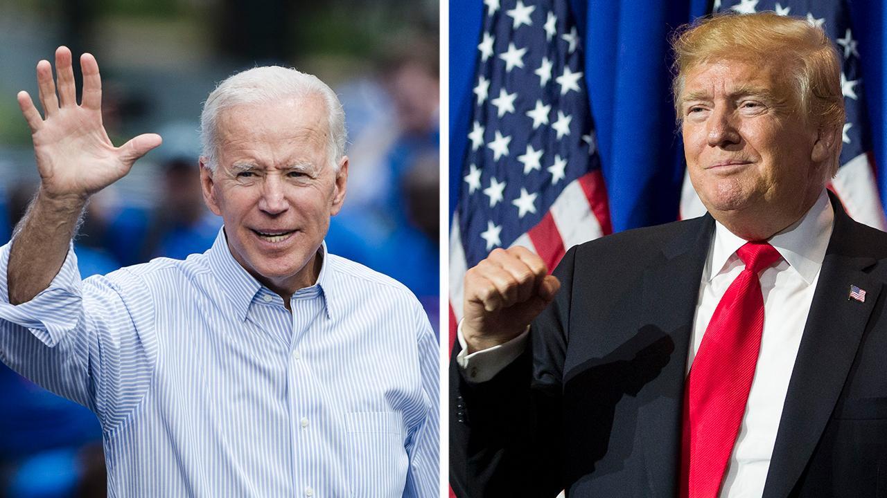 Eric Shawn: Joe Biden vs. President Trump on immigration