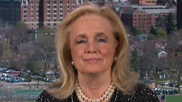 Michigan Democrat Rep. Debbie Dingell says the USMCA needs to be stronger on the labor enforcement provisions for Mexico.