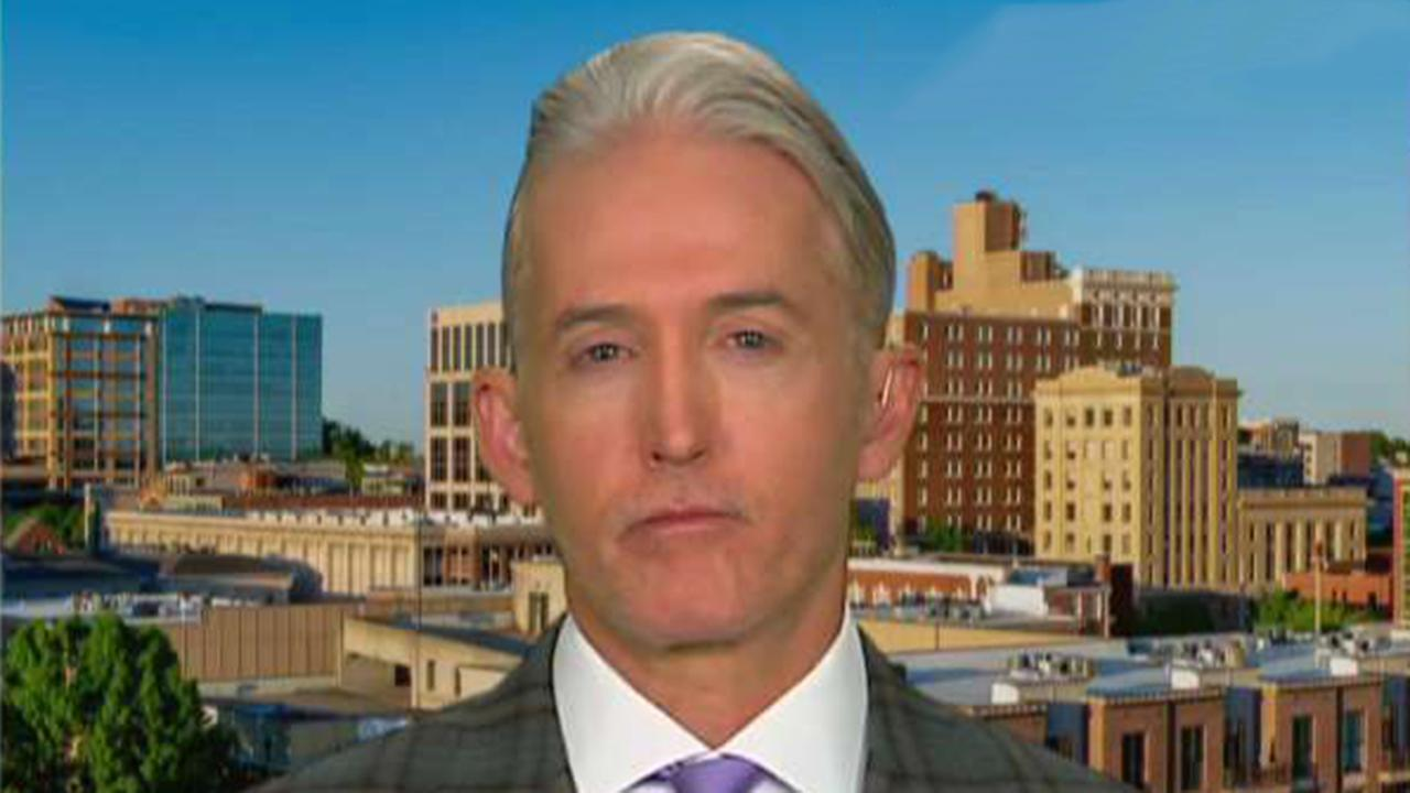 Trey Gowdy on AG Barr's investigation into origins of Russia probe