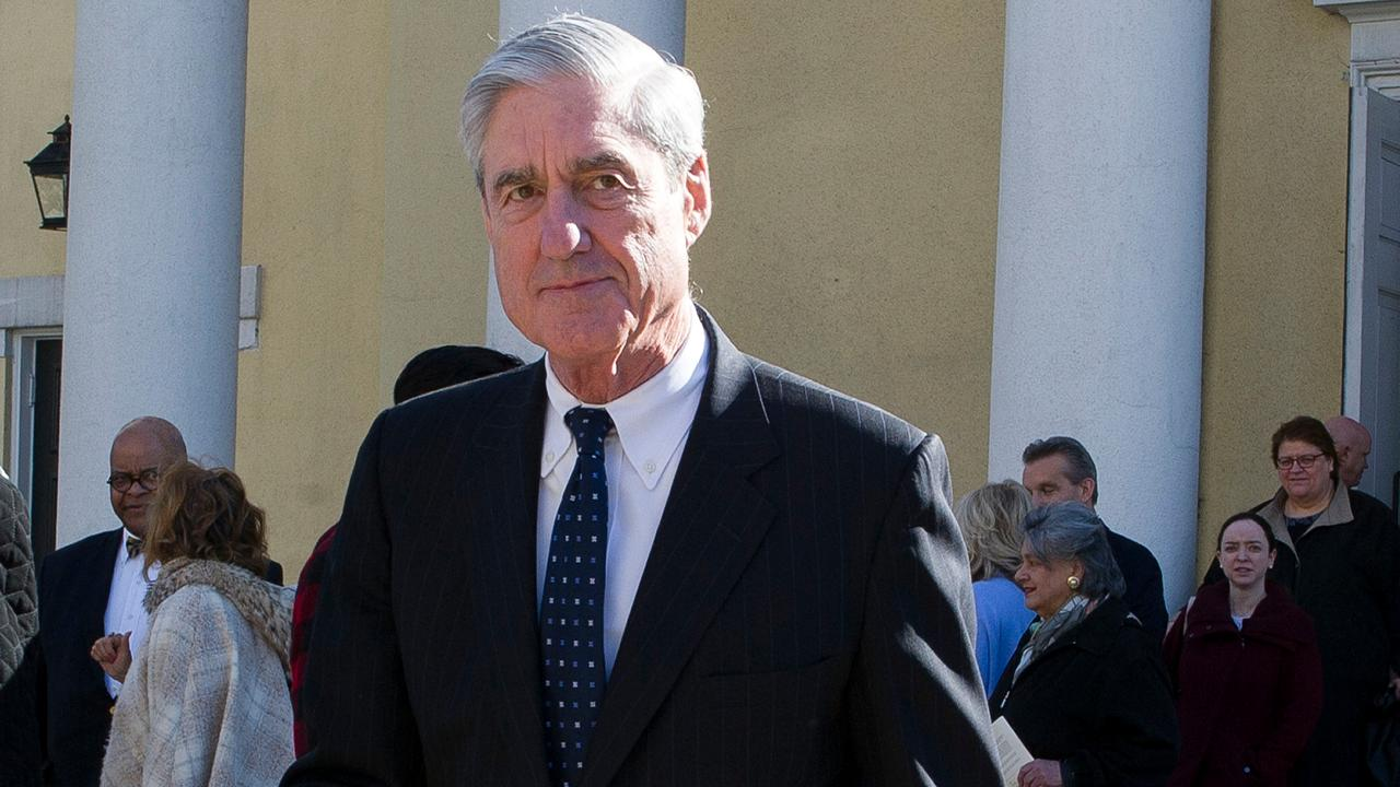 Robert Mueller not expected to testify on Capitol Hill until at least June