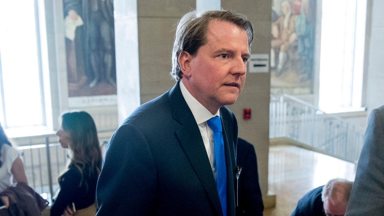 White House instructs former counsel Don McGahn to defy congressional subpoena