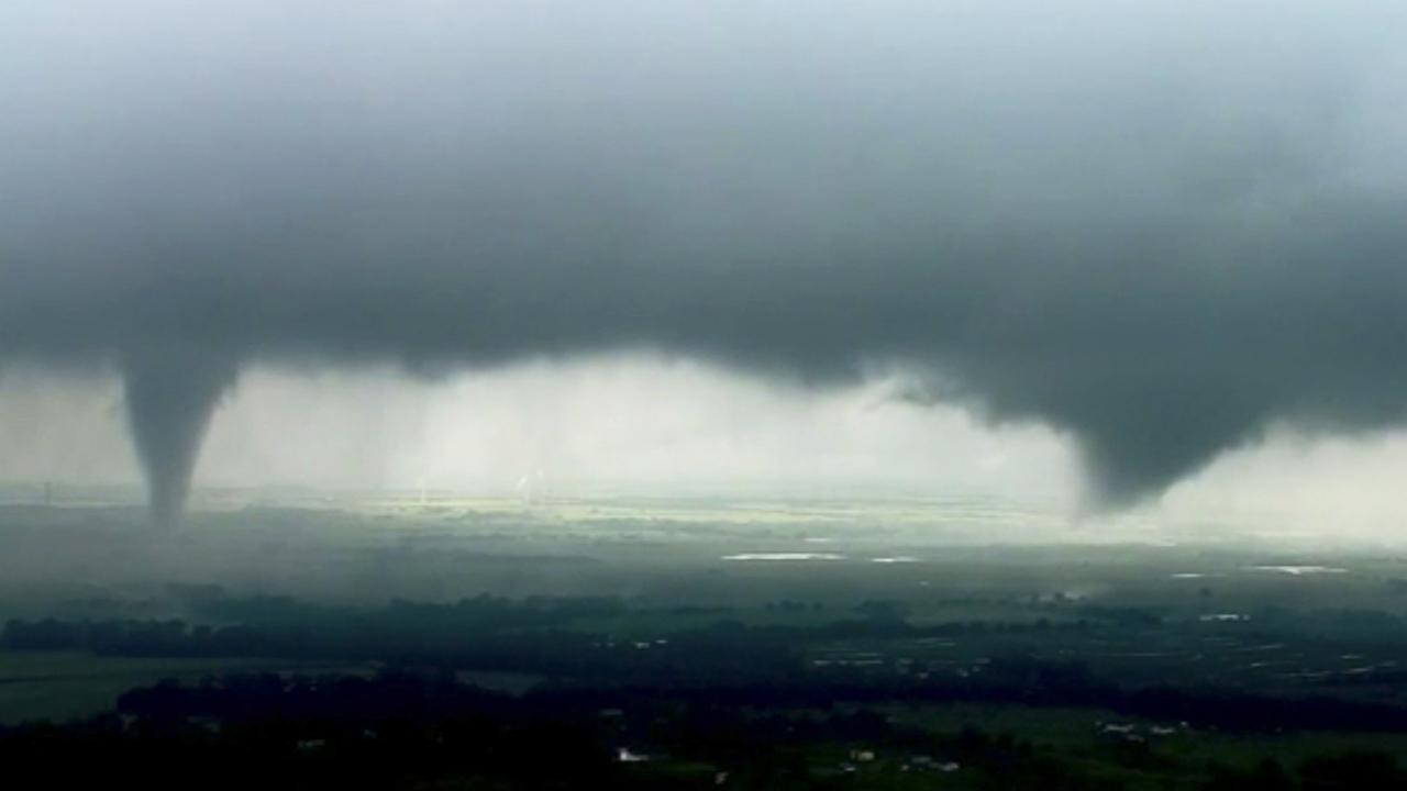 Millions of Americans facing tornado threat, flash flooding in Oklahoma