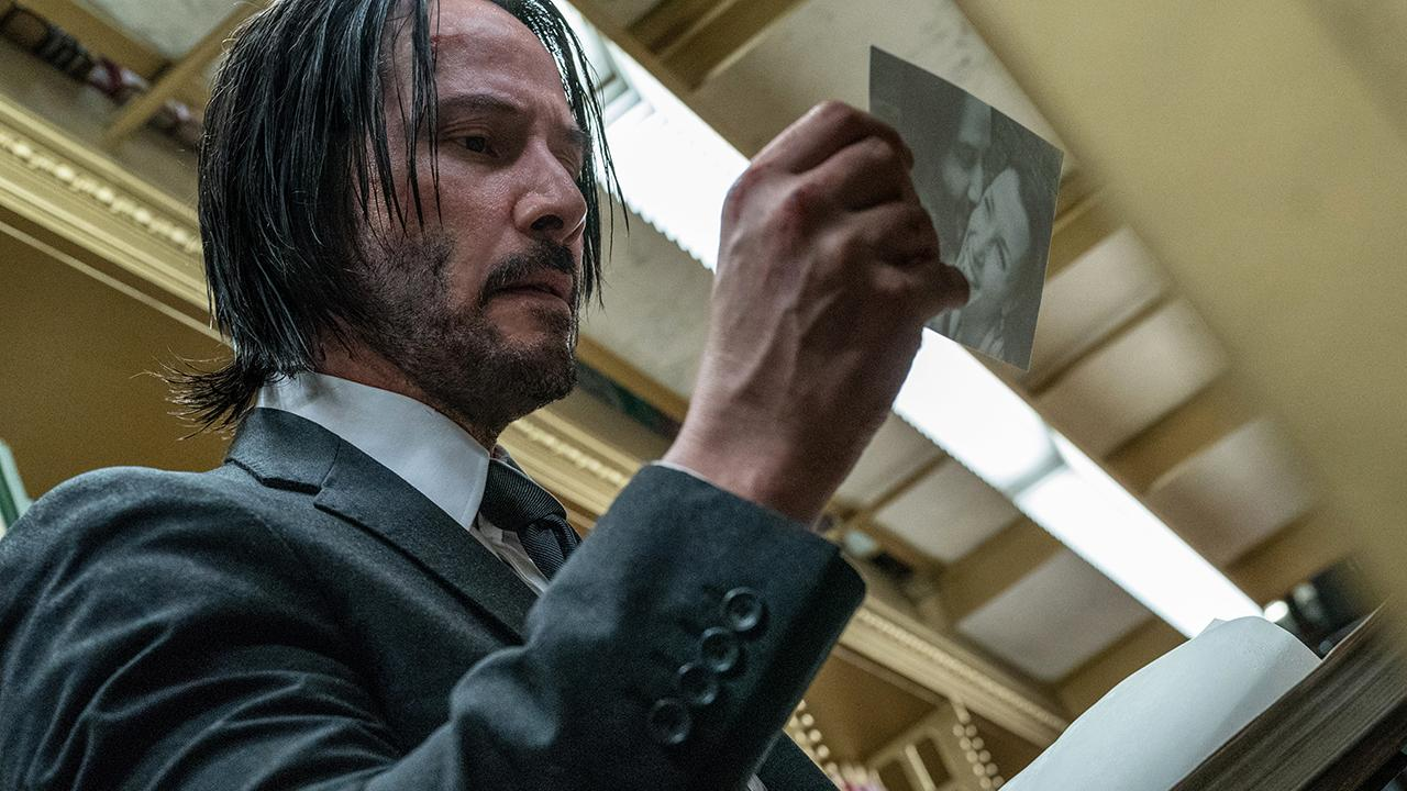 Keanu Reeves talks 'John Wick' fan theories