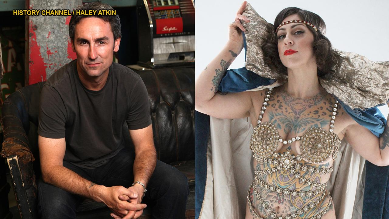 American Pickers Danielle Colby Naked fox news: 'american pickers' star mike wolfe praises