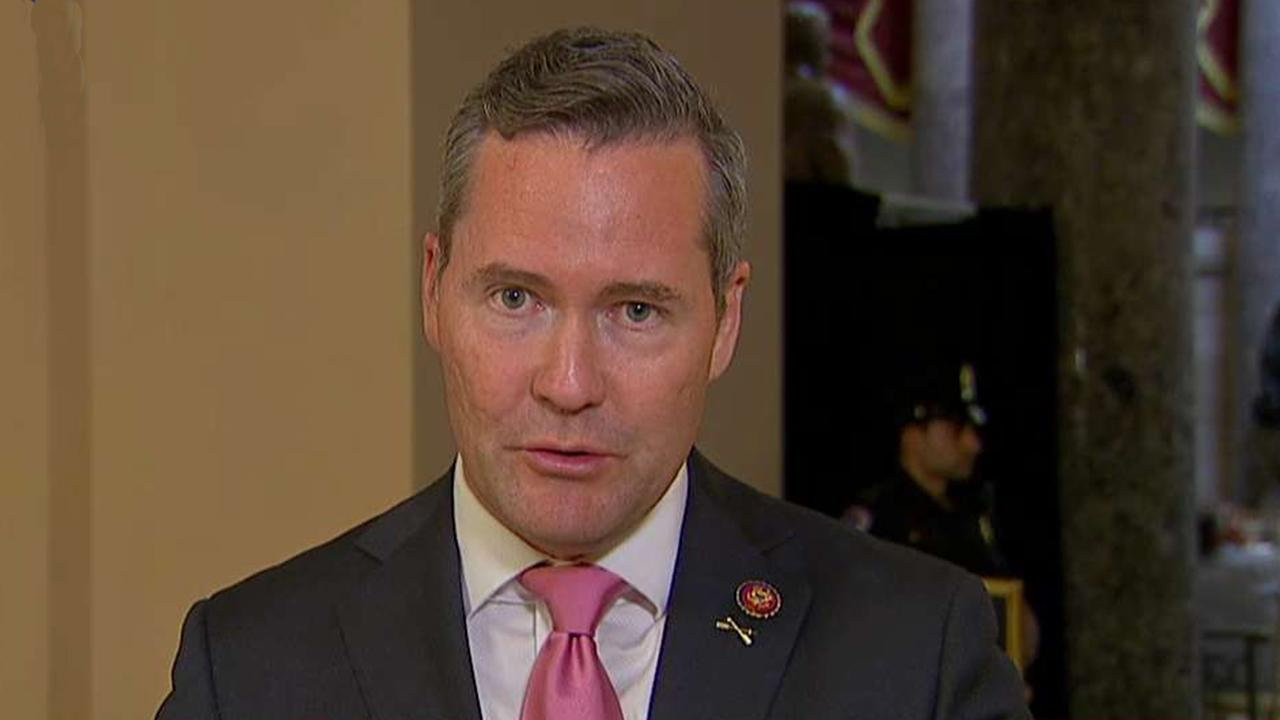 Rep. Waltz on Iran briefing: 'We are going to deter war by showing strength'