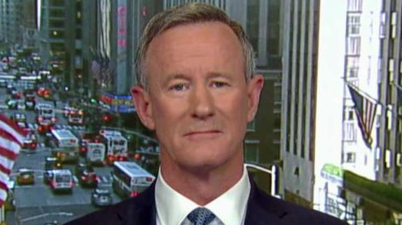 Retired Adm. William McRaven discusses President Trump's response to Iran threat