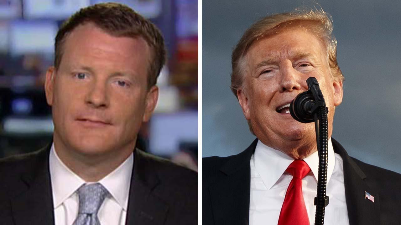 Mike Davis: Trump has done a phenomenal job on judicial nominations